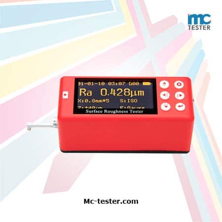 Alat Test Kekerasan Permukaan - MITECH Roughness Tester MR200