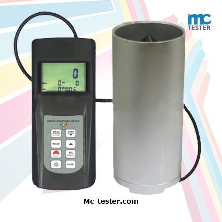 Alat Pengukur Kadar Air Bijian Portable mc7828g
